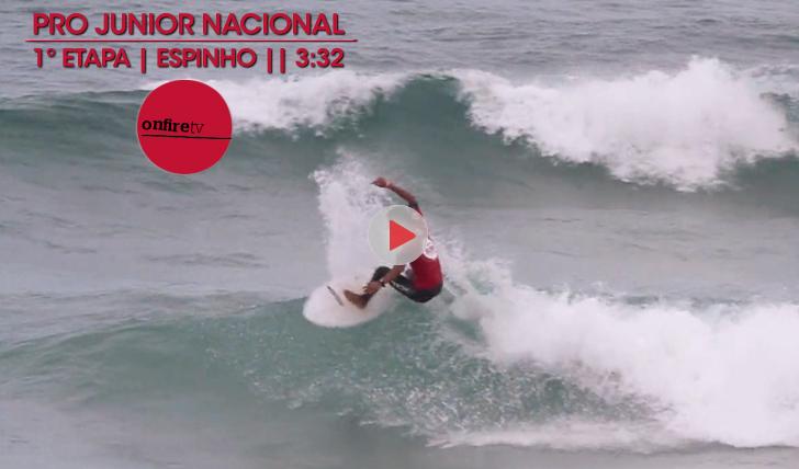 18629Pro Junior Nacional | Espinho || 3:32