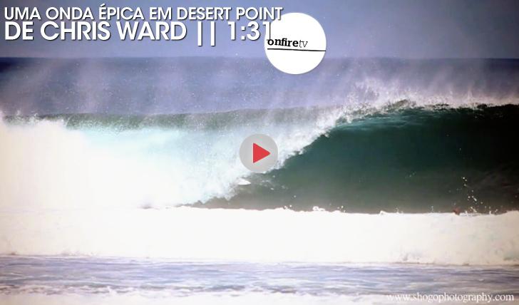 18462Uma onda ÉPICA de Chris Ward em Desert || 1:31