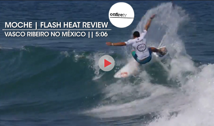 18555MOCHE Flash Review | Vasco Ribeiro no México || 2:36