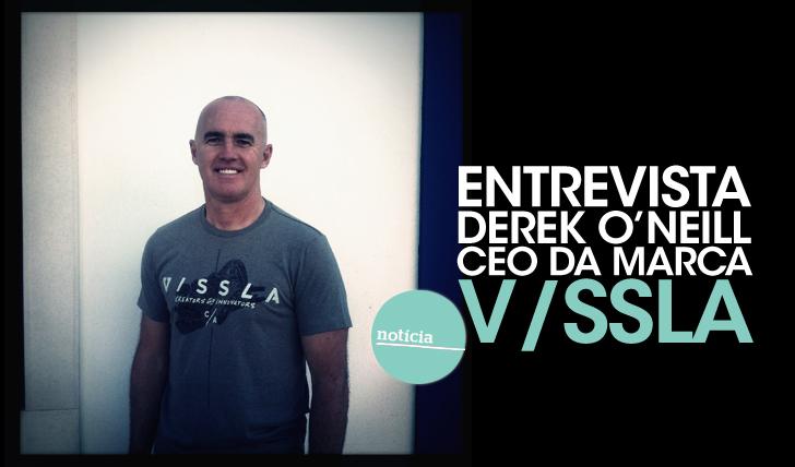 18515Derek O'Neill | CEO da V/SSLA | Em entrevista