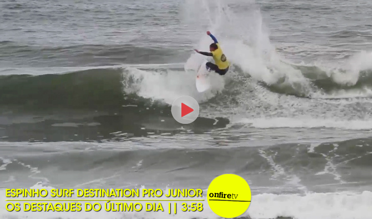 18739Os destaques do Espinho Surf Destination Pro Junior || 3:58