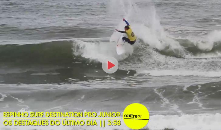 18739Os destaques do Espinho Surf Destination Pro Junior || 3:58