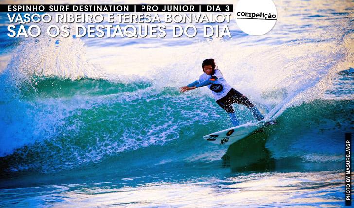 18714Ribeiro e Bonvalot destacam-se no Espinho Surf Destination | Dia 3