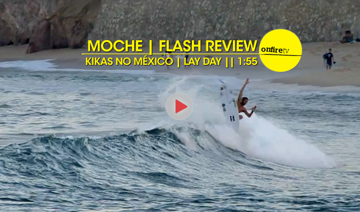18586MOCHE Flash Review | Kikas no México | LAY DAY || 1:55