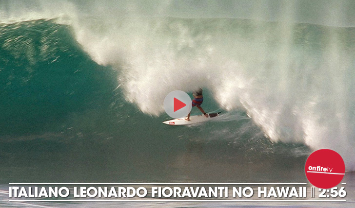 18774O italiano Leonardo Fioravanti no Hawaii || 2:56