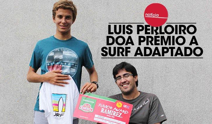 18769Luis Perloiro doa prémio ao surf adaptado
