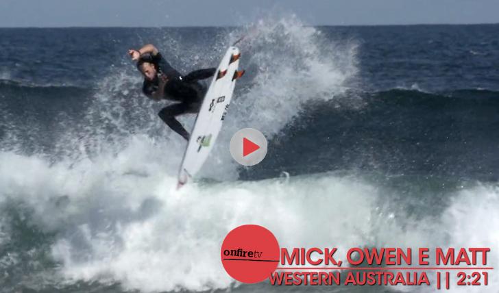 18858Mick, Owen e Matt | Western Australia || 2:21