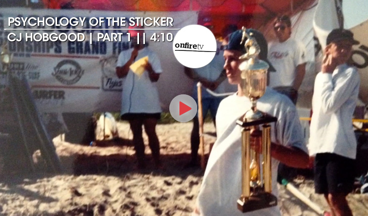 19132CJ Hobgood | Psychology of the Sticker | Parte 1 || 4:10