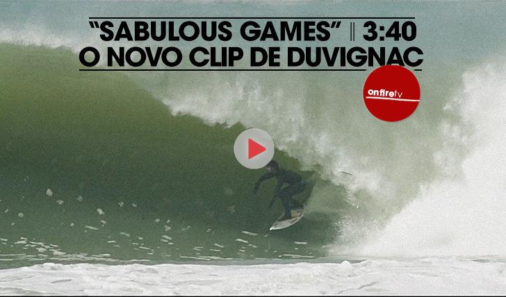 19122Sabulous Games, o novo clip de Duvignac || 3:40