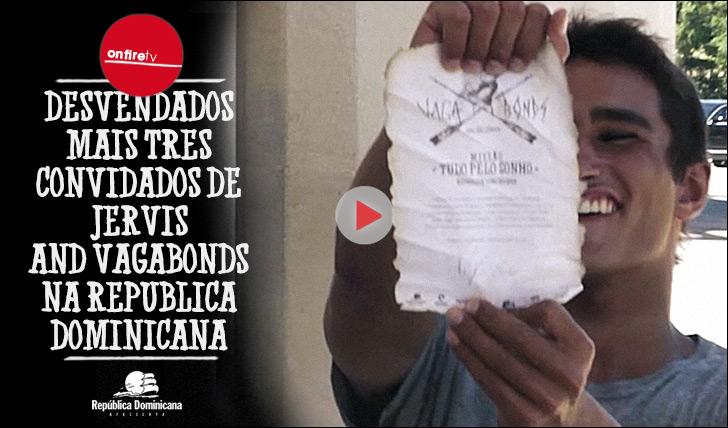 19011Mais três vagabundos de Jervis and Vagabonds na República Dominicana desvendados || 2:45