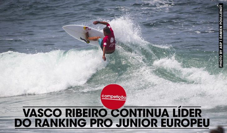 19173Vasco Ribeiro continua líder do ranking Pro Junior Europeu