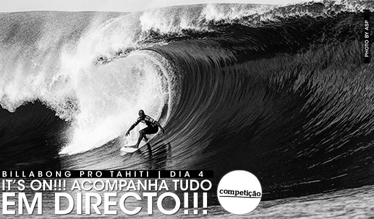 19583IT'S ON!!! Billabong Pro Tahiti | Round 1