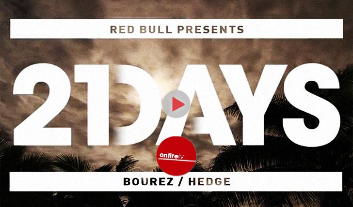 1927321 Days com Bourez e Hedge em preparação para Teahupoo || 14:33