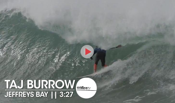 19435Taj Burrow em Jeffreys Bay || 3:27