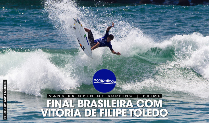 19269Filipe Toledo e Tyler Wright vencem Vans US Open of Surfing