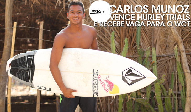 19359Carlos Munoz vence Hurley Video Trials