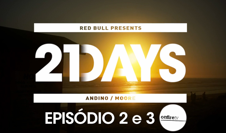 1996921 days | Andino e Moore | Ep. 2 e 3