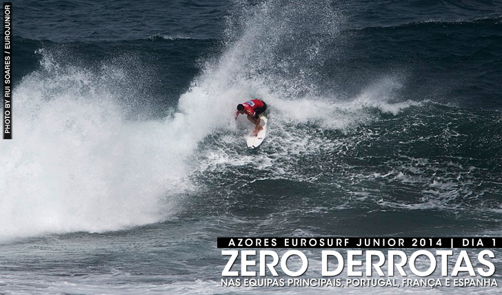 20081Zero derrotas no 1º dia do Eurosurf Junior