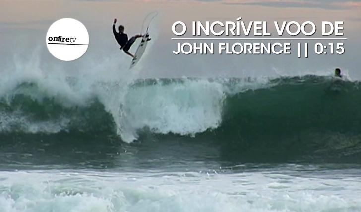 20004O incrível voo de John Florence em Trestles || 0:15
