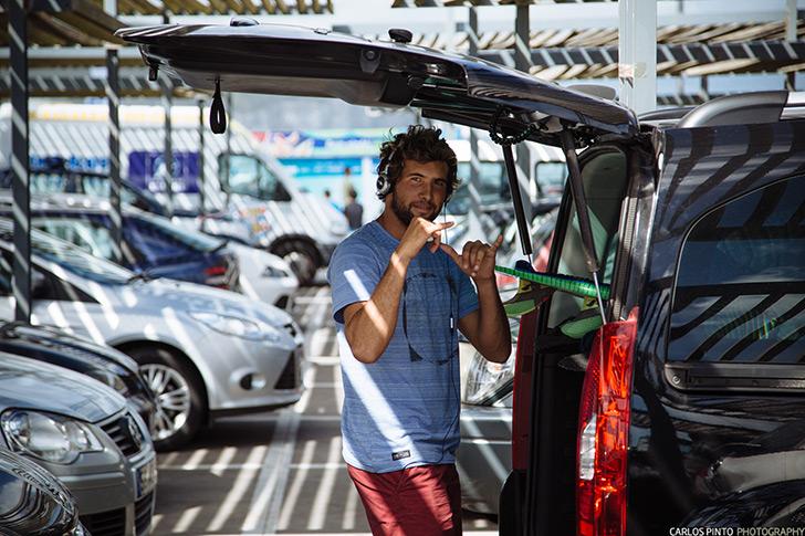 Zé Ferreira prepara-se para vencer! Photo by carlospintophoto.com