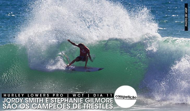 20153Jordy e Stephanie vencem em Trestles