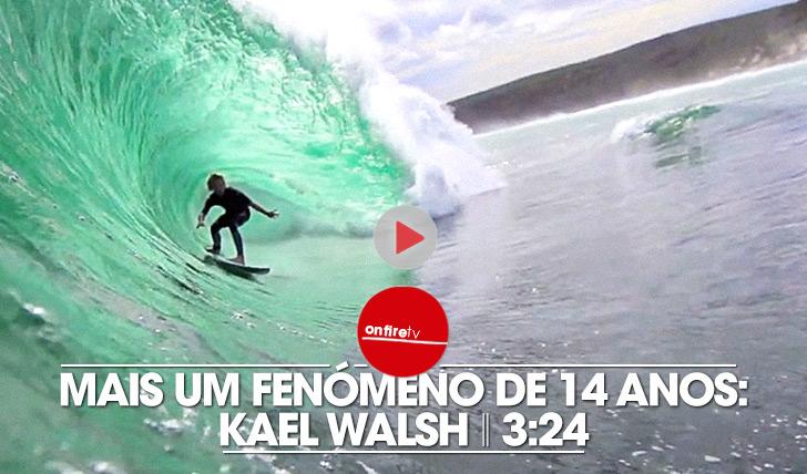 19840Mais um fenómeno de 14 anos: Kael Walsh || 3:24