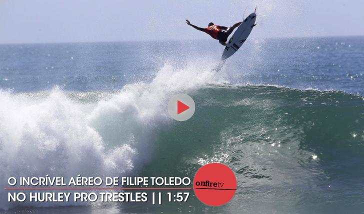 20119O incrível voo de Filipe Toledo em Tresltes || 1:57
