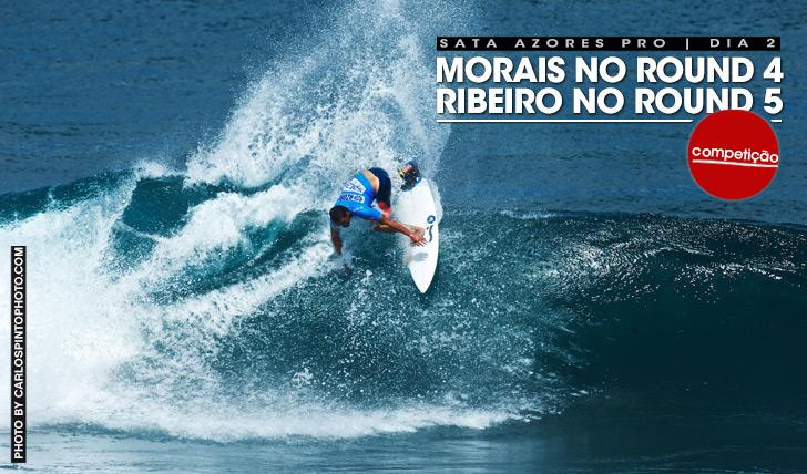 19848Ribeiro no round 5, Morais no round 4