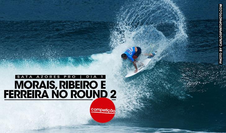 Vasco Ribeiro numa das manobras que lhe garantiria um 8.67 e um lugar no round 2.