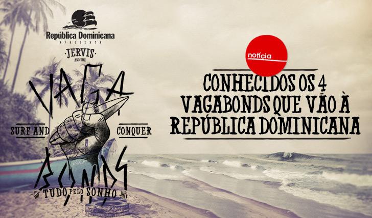 19995Conhecidos os 4 Vagabonds que vão à República Dominicana