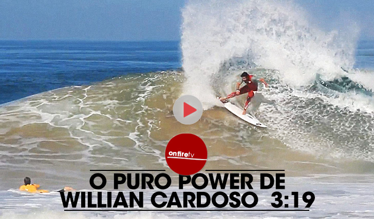 19875O puro power de Willian Cardoso || 3:19