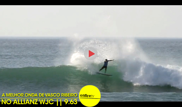 21273A melhor onda de Vasco Ribeiro no Allianz WJC