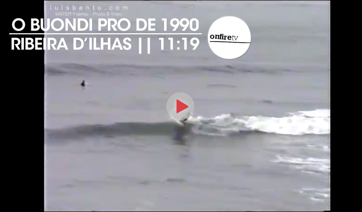 21245O Buondi Pro de 1990, o WCT em Portugal