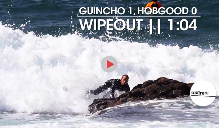 20640Guincho 1, CJ Hobgood 0 || 1:04