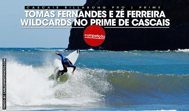 20387Tomás Fernandes e José Ferreira wildcards no Prime de Cascais