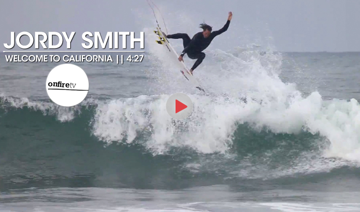 20556Jordy Smith | Welcome to California || 4:27