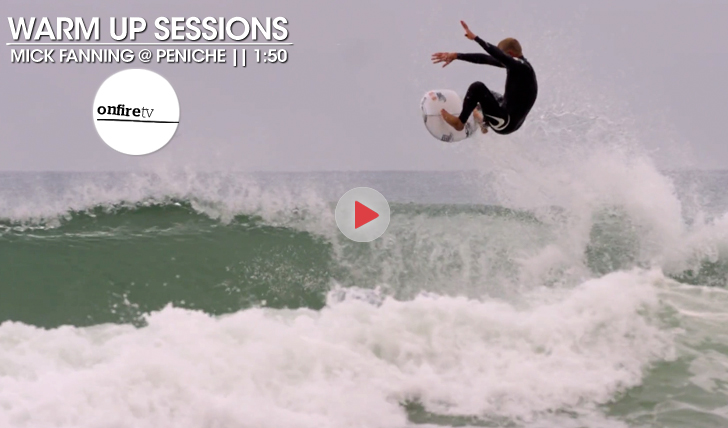 20730Mick Fanning | Warm up sessions @ Peniche || 1:50