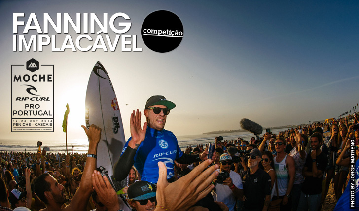 21053Mick Fanning Implacável em Peniche | MOCHE Rip Curl Pro Portugal