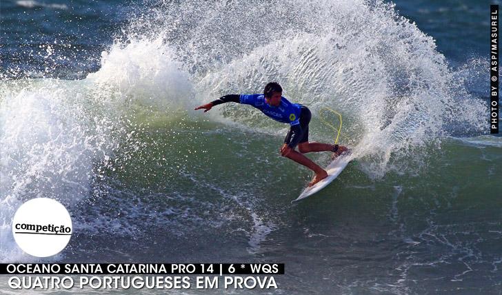 208874 portugueses em prova no Oceano Santa Catarina Pro14 | WQS de 6 estrelas