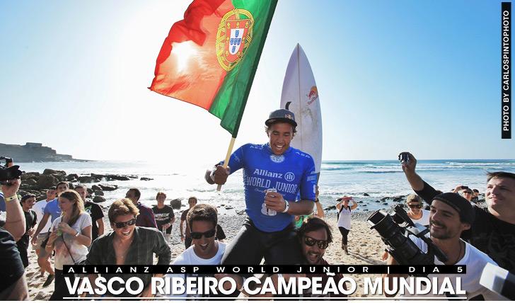 21264Vasco Ribeiro é o campeão mundial júnior de 2014