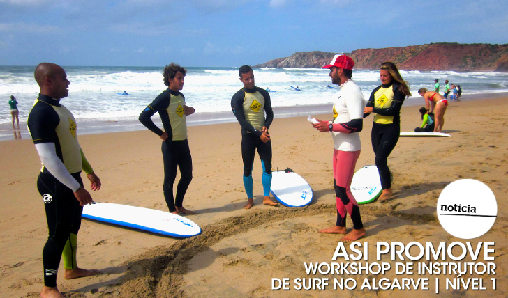 21589Workshop de Instrutor de surf nível 1 da ASI