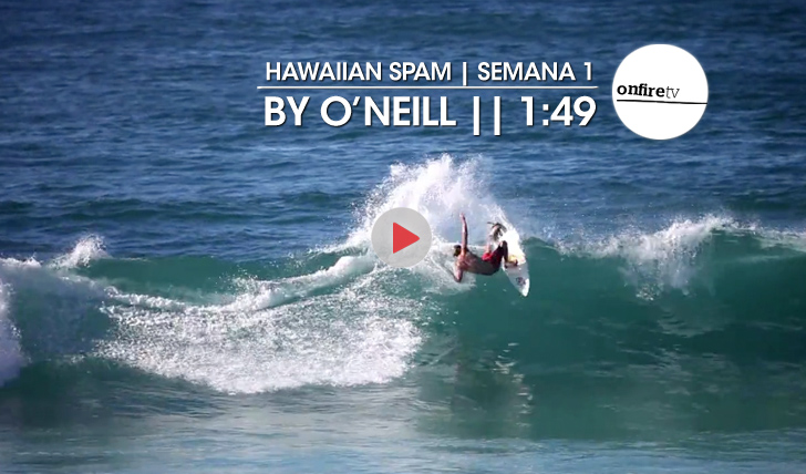 21717Hawaiian Spam by O'Neill | Semana 1 || 1:49