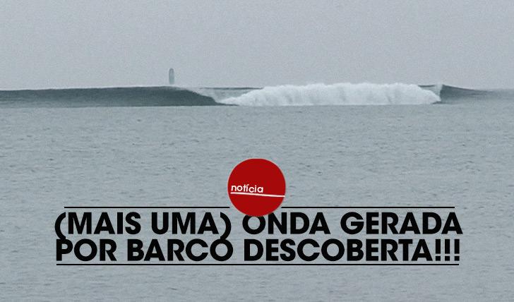 21846(Mais uma) onda gerada por barco descoberta!!!