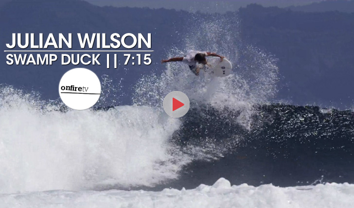 21388Julian Wilson | Swamp Duck || 7:15