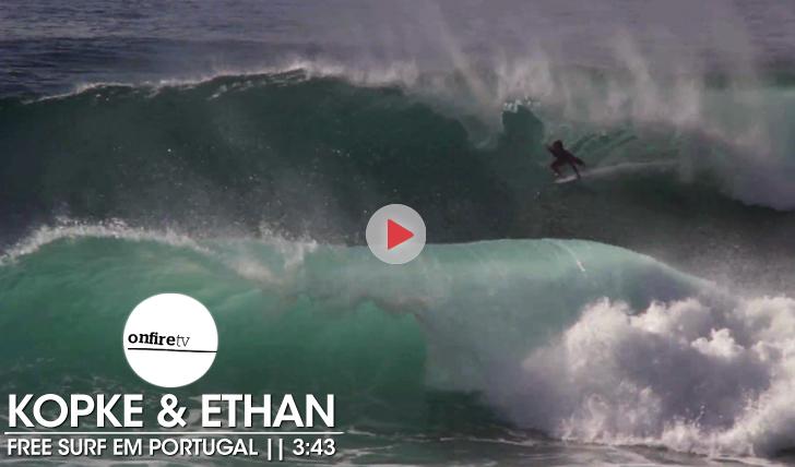 21537Kopke & Ethan | Free surf em Portugal || 3:43