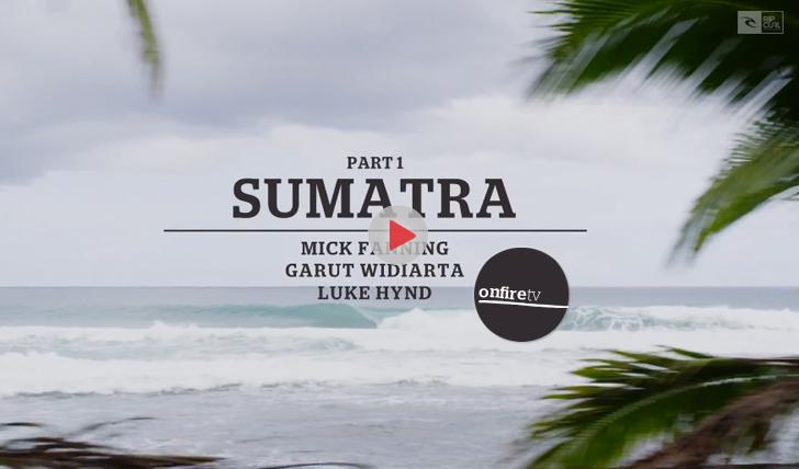 21617Surfing is Everything | Part 1 Sumatra || 3:14