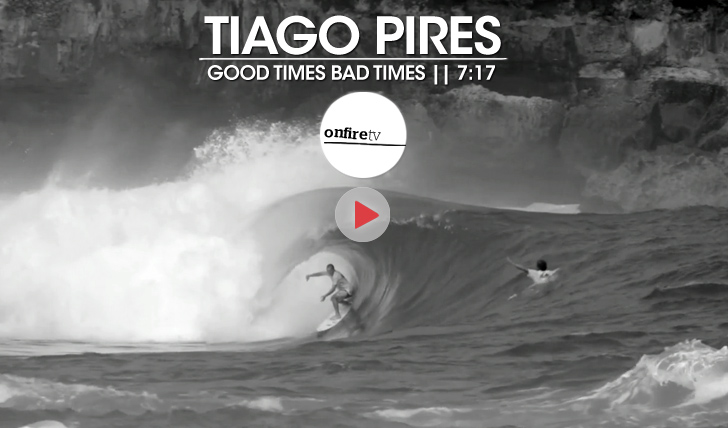 21595Tiago Pires | Good Times Bad Times || 7:17