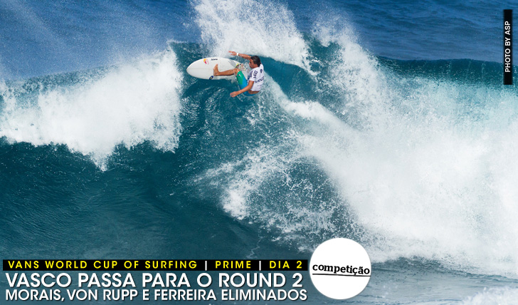 21804Ribeiro no round 2 do Vans World Cup of Surfing