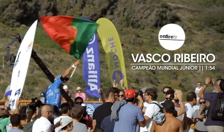 21304Vasco Ribeiro | Campeão Mundial Júnior || 1:54