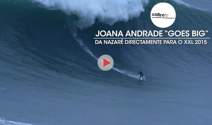 21728Joana Andrade | Nazaré | XXL Ride of the Year Entry || 1:07